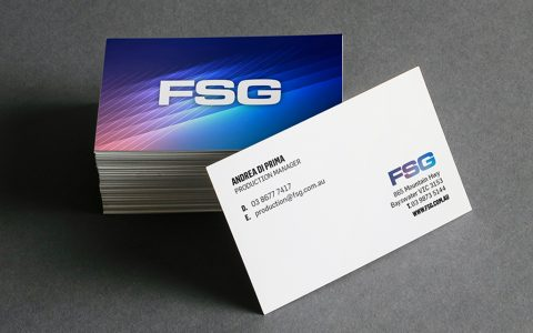 FSG Business Card